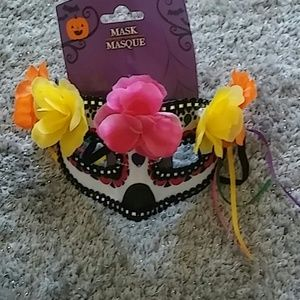 Greenbrier Int. Katrina/Day of the Dead Mask